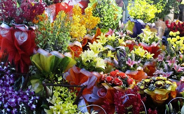 Shop hoa tươi đường cộng hòa quận tân bình