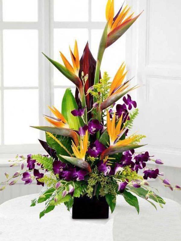 hoa sinh nhat sep nam